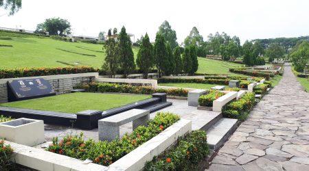 Tpe lahan makam private estate san diego hills