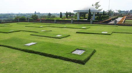 Tipe lahan makam san diego hills