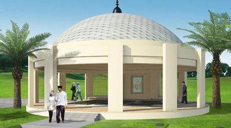 pemakaman islam San Diego Hills Isya