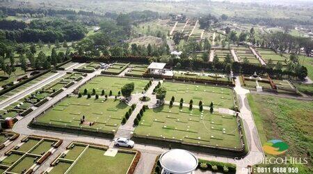 pemakaman kristen san diego hills serenity mansion